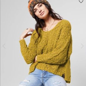 NEW Free People Sunday Shore Pullover Sweater M